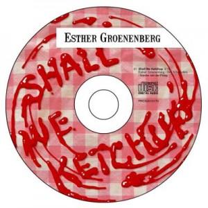 CD print Shall We Ketchup