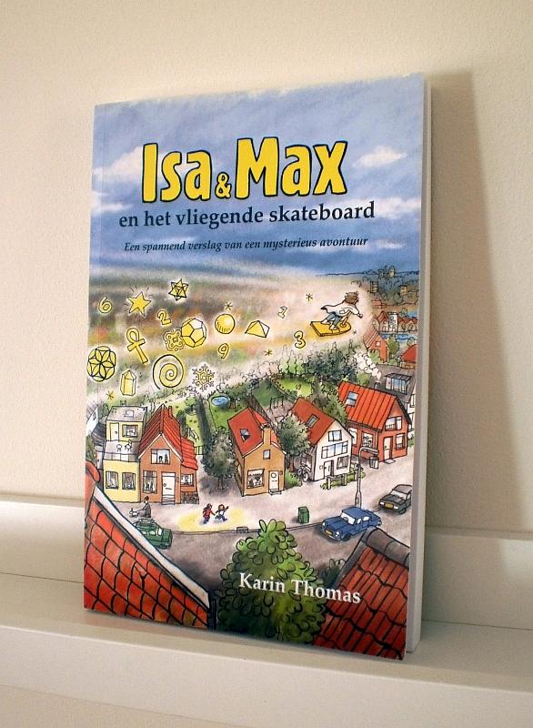 Demian IsaMax boek800