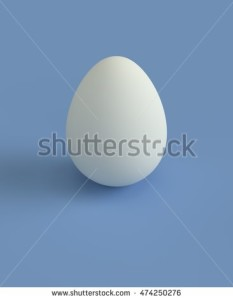 stock-photo-white-egg-on-blue-background-d-rendering-of-an-egg-form-474250276